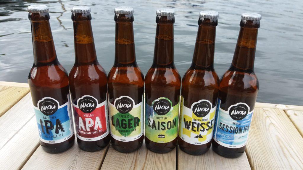 Nacka Bryggeri ÖL